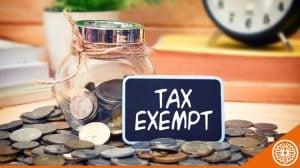 Hong Kong Business tax exemption